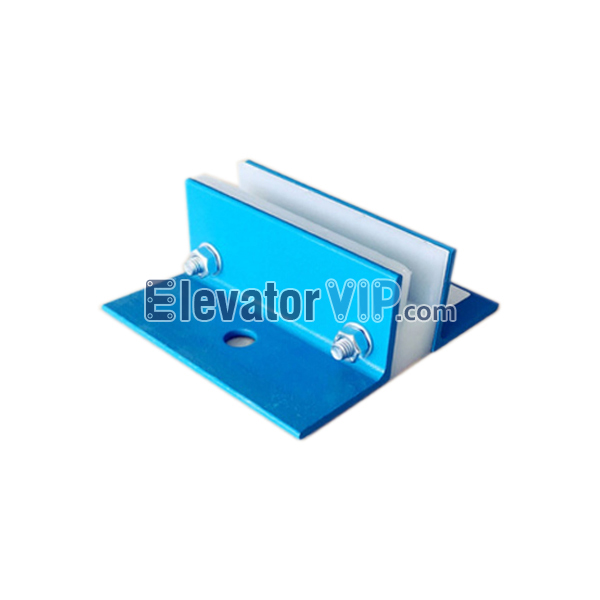 Otis Elevator Spare Parts 10mm Counterweight Guide Shoe XBA24162G2, Elevator Counterweight Guide Shoe, Elevator Counterweight Guide Shoe for 10mm Guide Rail, OTIS Elevator Counterweight Guide Shoe, Elevator Counterweight Guide Shoe Supplier, Elevator Counterweight Guide Shoe Manufacturer, Elevator Counterweight Guide Shoe Exporter, Elevator Counterweight Guide Shoe Wholesaler, Elevator Counterweight Guide Shoe Factory, Cheap Elevator Counterweight Guide Shoe for Sale
