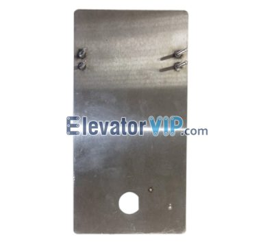 Otis Elevator Spare Parts Inspection Door Plate, Elevator Maintenance Window Metal Plate on COP, OTIS Elevator Access Door Sheet on COP of Car, Elevator Access Door Sheet Supplier, Elevator Access Door Sheet Manufacturer, Elevator Access Door Sheet Wholesaler, Elevator Access Door Sheet Factory, Elevator Access Door Sheet Exporter, Cheap Elevator Access Door Sheet Online, XBA386AHF1, Elevator 94.5x179.5mm Metal Plate on COP