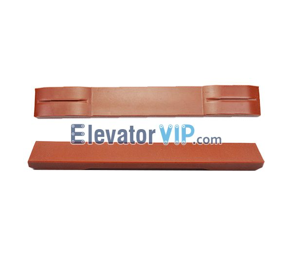 Otis Elevator Spare Parts Shoe Guide XWP243C1, Elevator Large MITSUBISHI Guide Shoe Insert, Elevator Large MITSUBISHI Guide Shoe Liner, Elevator Guide Shoe Insert Suited for Width 16mm of Guide Rail, OTIS Elevator Guide Shoe Insert, Elevator Guide Shoe Insert Supplier, Elevator Guide Shoe Insert Exporter, Elevator Guide Shoe Insert Factory, Elevator Guide Shoe Insert Manufacturer, Elevator Guide Shoe Insert Wholesaler, Cheap Elevator Guide Shoe Insert for Sale