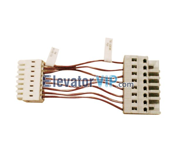 Elevator CEIB Electric Wiring Loom Harness, Elevator Wiring Loom Harness for MCSS Encoder Board, OTIS Lift Frequency Inverter Communication Cable, Elevator Wiring Harness Loom Supplier, Elevator Wiring Harness Loom Manufacturer, Elevator Wiring Harness Loom Factory, Elevator Wiring Harness Loom Exporter, Wholesale Elevator Wiring Harness Loom, Cheap Elevator Wiring Harness Loom for Sale, Buy Quality & Original Elevator Wiring Harness Loom Online, DAA174ACM7