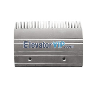 Aluminum Comb Plate for 508 Escalator, Escalator Comb Plate 24 Teeth Aluminum Material, Escalator Comb Plate, Escalator Comb Plate Length 203.184mm, OTIS Escalator Comb Plate, Escalator Comb Plate Supplier, Escalator Comb Plate Manufacturer, Escalator Comb Plate Exporter, Cheap Escalator Comb Plate for Sale, Wholesale Escalator Comb Plate, Escalator Comb Plate Factory Price, GAA453BM1