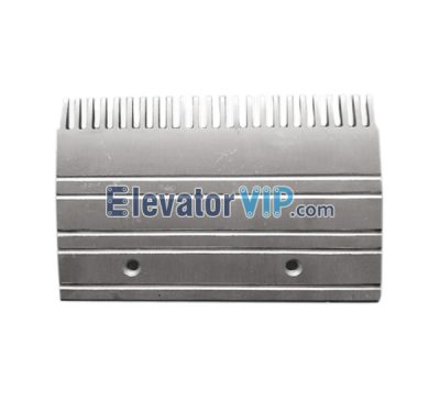 Aluminum Comb Plate for 508 Escalator, Escalator Comb Plate 24 Teeth Aluminum Material, Escalator Comb Plate, Escalator Comb Plate Length 206.39mm, OTIS Escalator Comb Plate, Escalator Comb Plate Supplier, Escalator Comb Plate Manufacturer, Escalator Comb Plate Exporter, Cheap Escalator Comb Plate for Sale, Wholesale Escalator Comb Plate, Escalator Comb Plate Factory Price, GAA453BM5