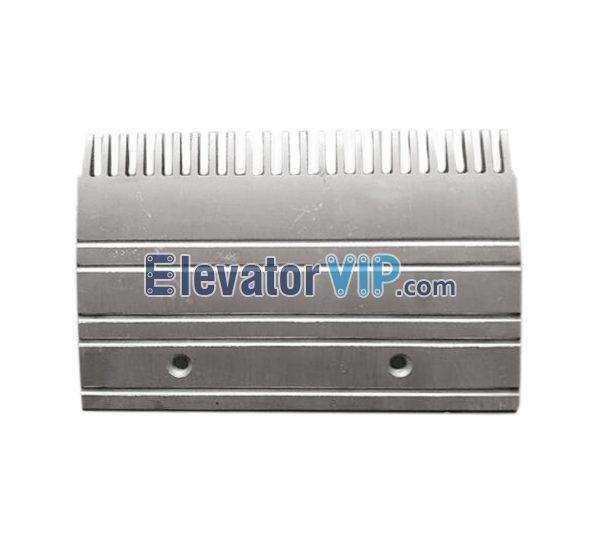Aluminum Comb Plate for 508 Escalator, Escalator Comb Plate 24 Teeth Aluminum Material, Escalator Comb Plate, Escalator Comb Plate Length 206.39mm, OTIS Escalator Comb Plate, Escalator Comb Plate Supplier, Escalator Comb Plate Manufacturer, Escalator Comb Plate Exporter, Cheap Escalator Comb Plate for Sale, Wholesale Escalator Comb Plate, Escalator Comb Plate Factory Price, GAA453BM5