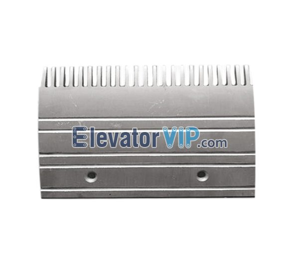 Aluminum Comb Plate for 508 Escalator, Escalator Comb Plate 23 Teeth Aluminum Material, Escalator Comb Plate, Escalator Comb Plate Length 197.994mm, OTIS Escalator Comb Plate, Escalator Comb Plate Supplier, Escalator Comb Plate Manufacturer, Escalator Comb Plate Exporter, Cheap Escalator Comb Plate for Sale, Wholesale Escalator Comb Plate, Escalator Comb Plate Factory Price, GAA453BM6