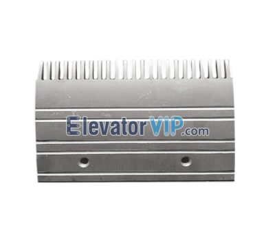 Aluminum Comb Plate for 508 Escalator, Escalator Comb Plate 23 Teeth Aluminum Material, Escalator Comb Plate, Escalator Comb Plate Length 197.994mm, OTIS Escalator Comb Plate, Escalator Comb Plate Supplier, Escalator Comb Plate Manufacturer, Escalator Comb Plate Exporter, Cheap Escalator Comb Plate for Sale, Wholesale Escalator Comb Plate, Escalator Comb Plate Factory Price, GAA453BM7