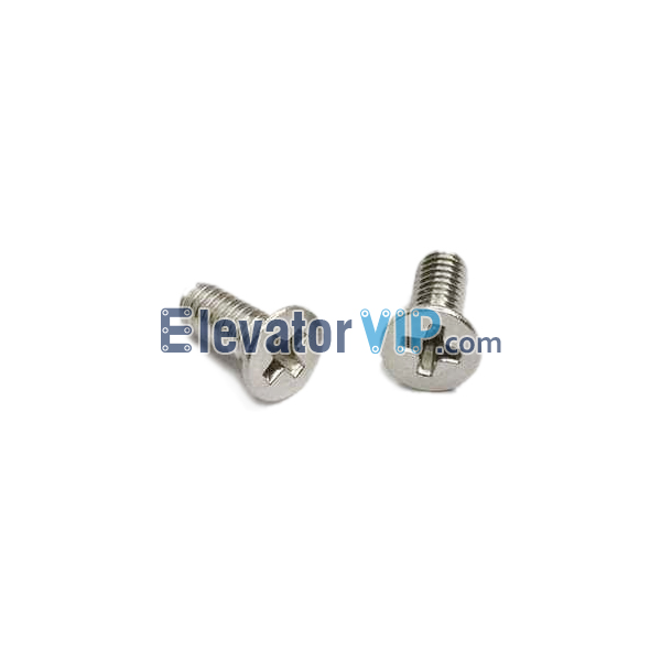 Flat Head Stainless Steel Screw for Mounting Escalator Comb Plate, Escalator Phillips Flat Head Sheet Metal Screws, M8X16 Phillips Flat Head Sheet Metal Screws for Mounting Escalator Comb Plate, Flat Head Socket Cap Screws Used for OTIS Escalator Comb Plate, Phillips Flat Head Machine Screws Supplier, Phillips Flat Head Machine Screws Manufacturer, Phillips Flat Head Machine Screws Exporter, Phillips Flat Head Machine Screws Factory Price, Wholesale Phillips Flat Head Machine Screws, Cheap Phillips Flat Head Machine Screws for Sale, Buy Quality & Original Phillips Flat Head Machine Screws Online, GB/T819/M8X16