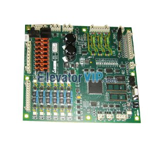 Elevator Spare Parts LCB II PCB Board (LCB2), OTIS Motion Control Sub System Used to Control Operation of Single Elevator Car GGA21240D10