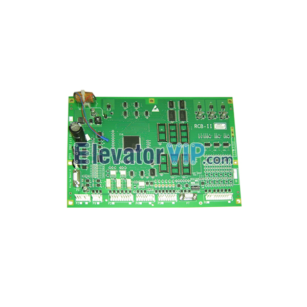 Elevator RCB-II Ring Car Board, Elevator RCB 2 Circuit Board, Elevator RCB-II PCB Board, Elevator RCB-II Board, Elevator RCB-II Board Supplier, Elevator RCB-II Board Manufacturer, Elevator RCB-II Board Exporter, Elevator RCB-II Board Factory, Wholesale Elevator RCB-II Board, Cheap Elevator RCB-II Board for Sale, Buy Quality & Original Elevator RCB-II Board Online, GHA21270A401, GHA21270A1