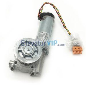 OTIS AT120 Door Motor FAA24350BL1 / FAA24350BL2 DC24V 203RPM 108Ncm, Lift Door Operator Supplier