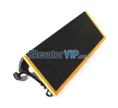 Escalator Step, Black Surface Polished Escalator Stainless Steel Step, Escalator Aluminum Alloy Step, Escalator Step Length 800mm, XIZI OTIS Escalator Step, Escalator Step Supplier, Escalator Step Manufacturer, Escalator Step Exporter, Escalator Step Factory Price, Wholesale Escalator Step, Cheap Escalator Step for Sale, Buy Quality & Original Escalator Step Online, XAA26145F2