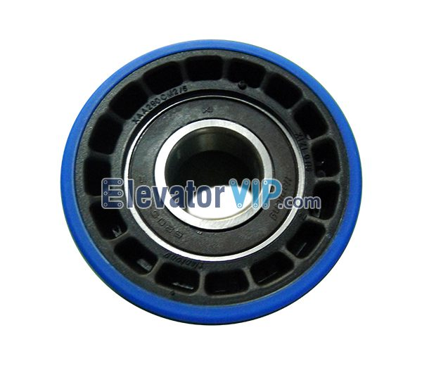 Otis Escalator Spare Parts Φ80mm*25mm, 6205-2RS Roller XAA290CM2