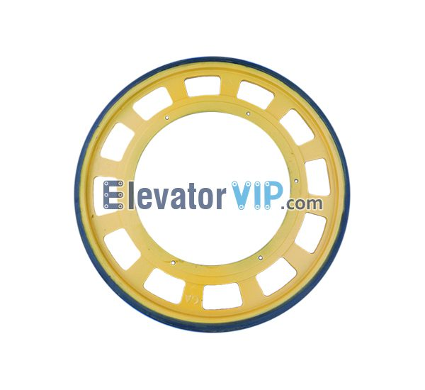 Escalator Handrail Friction Wheel, Escalator Friction Wheel OD587mm, Escalator Friction Wheel Yellow, OTIS Escalator Friction Wheel, Escalator Friction Wheel, Escalator Friction Wheel Supplier, Escalator Friction Wheel Manufacturer, Escalator Friction Wheel Exporter, Escalator Friction Wheel Wholesaler, Cheap Escalator Friction Wheel for Sale, Buy Quality & Original Escalator Friction Wheel Online, Escalator Friction Wheel Factory Price, XAA290CT2