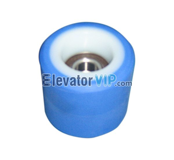 Escalator Handrail Tension Chain Roller, Escalator Handrail Tension Chain Roller OD φ60mm Thickness 55mm with Bearing 6202RS, OTIS Escalator Handrail Support Roller, Escalator Handrail Tension Chain Roller Supplier, Escalator Handrail Support Roller Manufacturer, Escalator Handrail Support Roller Exporter, Escalator Handrail Tension Chain Roller Factory Price, Cheap Escalator Handrail Tension Chain Roller for Sale, Buy Quality & Original Escalator Handrail Tension Chain Roller Online, XAA290CZ1