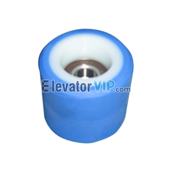 Otis Escalator Spare Parts φ60 Tension Chain Roller of Handle Belt XAA290CZ1