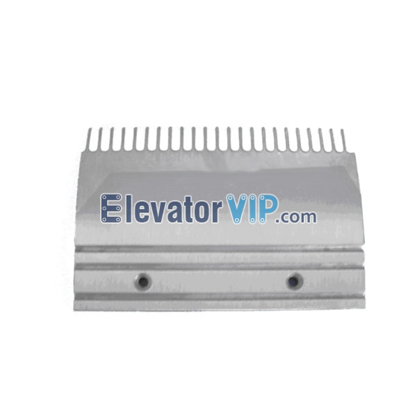 Escalator Step Comb Plate, Escalator Comb Plate Aluminum, Escalator Comb Plate Middle Part, Escalator Step Comb Plate 24 Teeth L203mm W132.6mm Center of Holes 101.7mm, OTIS Escalator Comb Segment, Escalator Step Comb Plate, Escalator Step Comb Plate Supplier, Escalator Step Comb Plate Manufacturer, Escalator Step Comb Plate Exporter, Escalator Step Comb Plate Factory Price, Wholesale Escalator Step Comb Plate, Cheap Escalator Step Comb Plate for Sale, Buy Quality & Original Escalator Step Comb Plate Online, XAA453BJ1