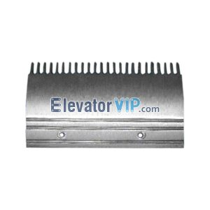 Escalator Spare Parts 23 Teeth Aluminum Comb Plate EEV453BJ2