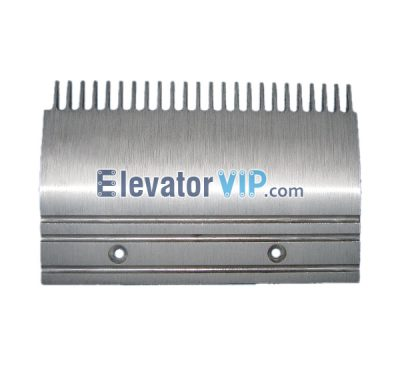 Escalator Step Comb Plate, Escalator Comb Plate Aluminum, Escalator Comb Plate Left Part, Escalator Step Comb Plate 24 Teeth L206.39mm W132.64mm Center of Holes 101.7mm, OTIS Escalator Comb Segment, Escalator Step Comb Plate, Escalator Step Comb Plate Supplier, Escalator Step Comb Plate Manufacturer, Escalator Step Comb Plate Exporter, Escalator Step Comb Plate Factory Price, Wholesale Escalator Step Comb Plate, Cheap Escalator Step Comb Plate for Sale, Buy Quality & Original Escalator Step Comb Plate Online, XAA453BJ3
