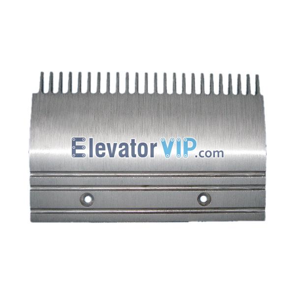 Escalator Step Comb Plate, Escalator Comb Plate Aluminum, Escalator Comb Plate Left Part, Escalator Step Comb Plate 24 Teeth L206.39mm W132.64mm Center of Holes 101.7mm, OTIS Escalator Comb Segment, Escalator Step Comb Plate, Escalator Step Comb Plate Supplier, Escalator Step Comb Plate Manufacturer, Escalator Step Comb Plate Exporter, Escalator Step Comb Plate Factory Price, Wholesale Escalator Step Comb Plate, Cheap Escalator Step Comb Plate for Sale, Buy Quality & Original Escalator Step Comb Plate Online, XAA453BJ3