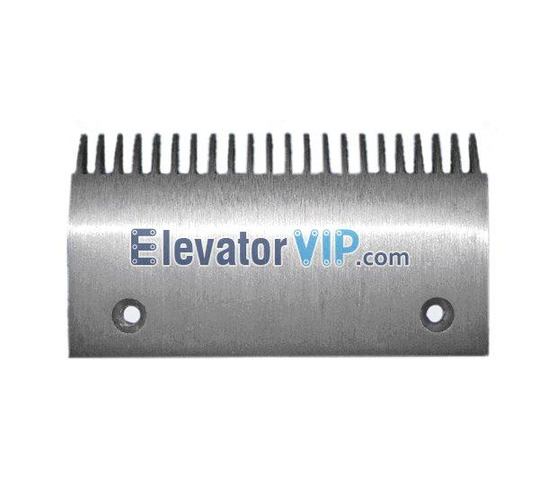 Escalator Comb Plate 22 Teeth Aluminum CXE Material, Escalator Comb Plate, Escalator Comb Plate Length 199.4mm, OTIS Escalator Comb Plate, Escalator Comb Plate Supplier, Escalator Comb Plate Manufacturer, Escalator Comb Plate Exporter, Cheap Escalator Comb Plate for Sale, Wholesale Escalator Comb Plate, Escalator Comb Plate Factory Price, XAA453D1