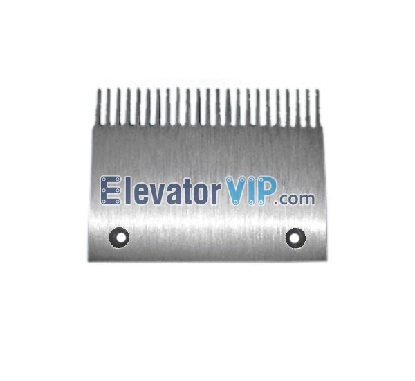 Escalator Step Comb Plate, Escalator Comb Plate Aluminum, Escalator Comb Plate Middle Part, Escalator Step Comb Plate 23 Teeth L193.2mm W145.3mm Center of Holes 142.8mm, OTIS Escalator Comb Segment, Escalator Step Comb Plate, Escalator Step Comb Plate Supplier, Escalator Step Comb Plate Manufacturer, Escalator Step Comb Plate Exporter, Escalator Step Comb Plate Factory Price, Wholesale Escalator Step Comb Plate, Cheap Escalator Step Comb Plate for Sale, Buy Quality & Original Escalator Step Comb Plate Online, XAA453J1