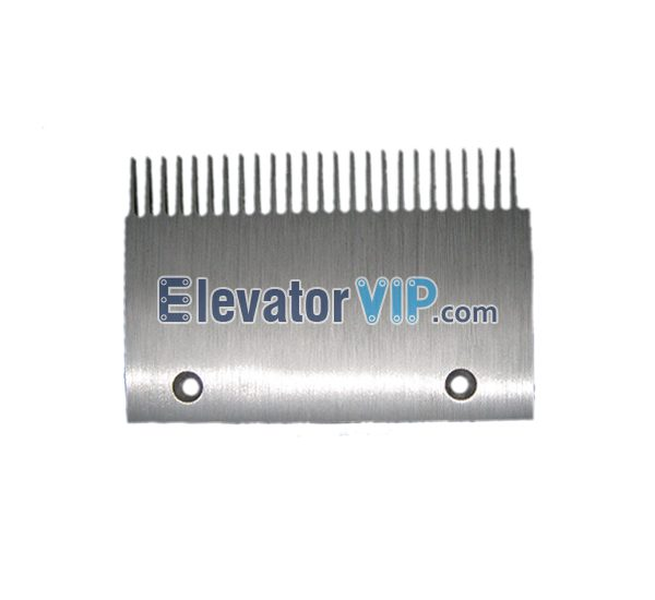 Escalator Step Comb Plate, Escalator Comb Plate Aluminum, Escalator Comb Plate Right Part, Escalator Step Comb Plate 25 Teeth L214.2mm W145.3mm Center of Holes 142.8mm, OTIS Escalator Comb Segment, Escalator Step Comb Plate, Escalator Step Comb Plate Supplier, Escalator Step Comb Plate Manufacturer, Escalator Step Comb Plate Exporter, Escalator Step Comb Plate Factory Price, Wholesale Escalator Step Comb Plate, Cheap Escalator Step Comb Plate for Sale, Buy Quality & Original Escalator Step Comb Plate Online, XAA453J2