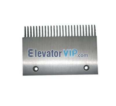 Escalator Step Comb Plate, Escalator Comb Plate Aluminum, Escalator Comb Plate Left Part, Escalator Step Comb Plate 25 Teeth L214.2mm W145.3mm Center of Holes 142.8mm, OTIS Escalator Comb Segment, Escalator Step Comb Plate, Escalator Step Comb Plate Supplier, Escalator Step Comb Plate Manufacturer, Escalator Step Comb Plate Exporter, Escalator Step Comb Plate Factory Price, Wholesale Escalator Step Comb Plate, Cheap Escalator Step Comb Plate for Sale, Buy Quality & Original Escalator Step Comb Plate Online, XAA453J3