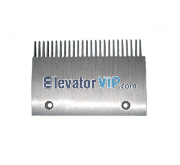 Escalator Step Comb Plate, Escalator Comb Plate Aluminum, Escalator Comb Plate Left Part, Escalator Step Comb Plate 24 Teeth L205.8mm W145.3mm Center of Holes 142.8mm, OTIS Escalator Comb Segment, Escalator Step Comb Plate, Escalator Step Comb Plate Supplier, Escalator Step Comb Plate Manufacturer, Escalator Step Comb Plate Exporter, Escalator Step Comb Plate Factory Price, Wholesale Escalator Step Comb Plate, Cheap Escalator Step Comb Plate for Sale, Buy Quality & Original Escalator Step Comb Plate Online, XAA453J4