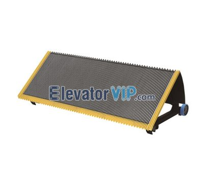 Otis Escalator Spare Parts 1000MM Aluminum Alloy Step (Tread Polished) XAA455A97