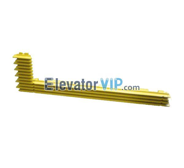 Otis Escalator Spare Parts Left Side 7-typed Decorative Insert XAA455AJ2