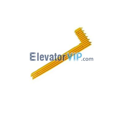 Otis Escalator Spare Parts Middle-left Decorative Insert XAA455AT3-(STP003B00-02A)