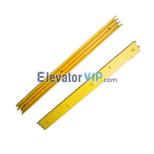 Escalator Safety Step Demarcation Insert , OTIS Escalator Step Demarcation Strip Insert, Escalator Step Demarcation Insert Yellow, Escalator Step Demarcation Insert Left Part, Escalator Step Demarcation Insert Supplier, Escalator Step Demarcation Insert Manufacturer, Escalator Step Demarcation Insert Exporter, Escalator Step Demarcation Insert Factory Price, Wholesale Escalator Step Demarcation Insert, Cheap Escalator Step Demarcation Insert for Sale, Buy Quality & Original Escalator Step Demarcation Insert Online, XAA455AV2, STP003B00-01B