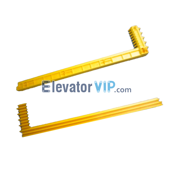 OTIS Escalator Step Plastic Border, Escalator L-shaped Safety Step Demarcation Strip Insert, Escalator Safety Step Demarcation Insert , OTIS Escalator Step Demarcation Strip Insert, Escalator Step Demarcation Insert Yellow, Escalator Step Demarcation Insert Left Part, Escalator Step Demarcation Insert Supplier, Escalator Step Demarcation Insert Manufacturer, Escalator Step Demarcation Insert Exporter, Escalator Step Demarcation Insert Factory Price, Wholesale Escalator Step Demarcation Insert, Cheap Escalator Step Demarcation Insert for Sale, Buy Quality & Original Escalator Step Demarcation Insert Online, XAA455S2