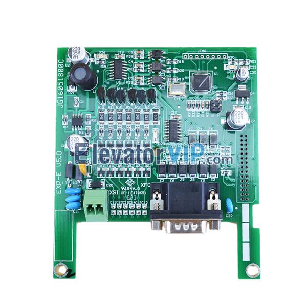 Elevator SIEI Frequency Inverter PG Card, Elevator SIEI Board TL-EXP-E V3.0, OTIS Lift Frequency Inverter PCB Board, Elevator TL-EXP-E Card, Elevator TL-EXP-E Card Supplier, Elevator TL-EXP-E Card Manufacturer, Elevator TL-EXP-E Card Exporter, Elevator TL-EXP-E Card Factory, Wholesale Elevator TL-EXP-E Card, Cheap Elevator TL-EXP-E Card for Sale, Buy Quality & Original Elevator TL-EXP-E Card Online, XAA616AL8