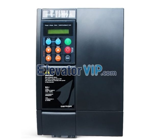 Otis Elevator Spare Parts SIEI Frequency Inverter without Extension Board (11kw) XAA622R19
