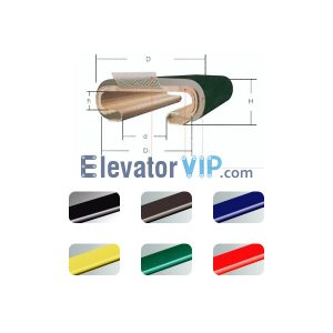 Escalator Handrails Supplier & Manufacturer, Rubber Handrails for Moving Walkways & Moving Sidewalks XWG265A23