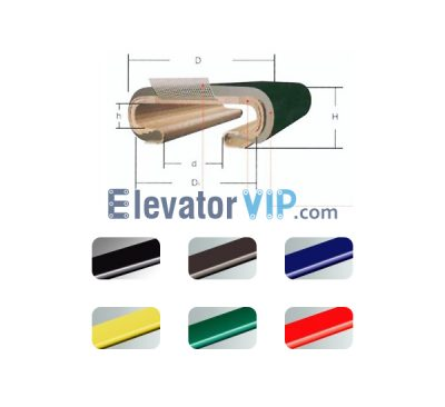 OTIS Escalator Handrails Supplier & Manufacturer, Handrails for Moving Walkways & Moving Sidewalks XWG265A23