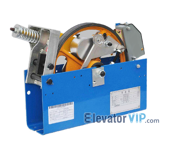 Lecture on elevator parts and elevator knowledge Elevator Safety Gear & Reducer