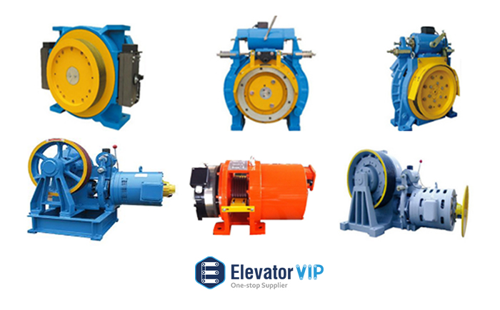 What are the factors influencing the elevator traction machine?
