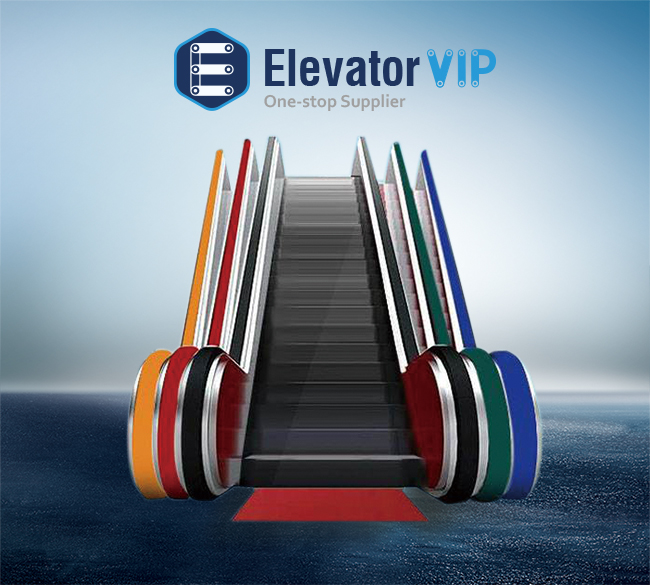 How to manufacture escalator handrail belt and how long its service life