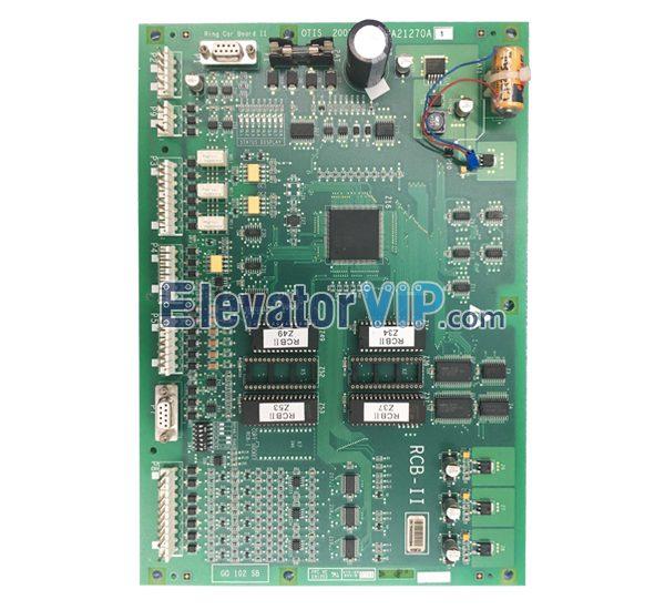OTIS Elevator RCB2 Board Repair, Ring Car Board II Replacement GGA21270A1, RCB2 Board for Sale, RCB2 Board Repair Service, RCB2 Board Supplier, RCB2 Board Manufacturer, Cheap RCB2 Board, OTIS RCB-II Board