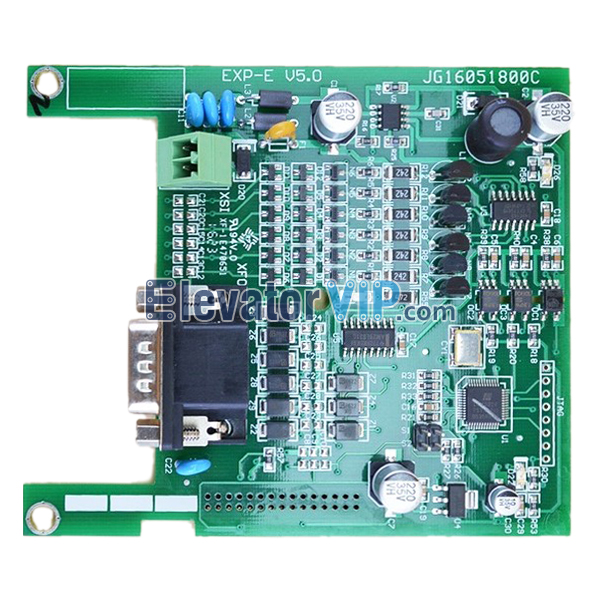 OTIS Elevator Extension Card, OTIS TL-EXP-E V5.0 Repair, SIEI Frequency Inverter Division Card, SIEI PCB Card, SIEI Extension Card Supplier, SIEI Extension Card Manufacturer, Cheap SIEI Extension Card, OTIS TL-EXP-E Card for Sale, JG16051800C, XAA616AL8