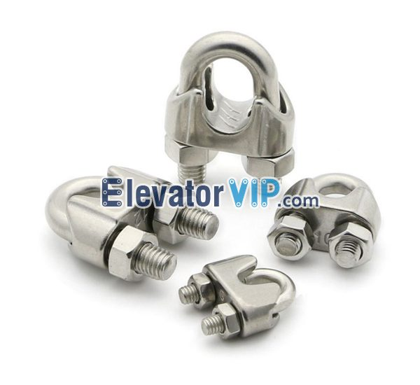 304 Stainless Steel Cast Wire Rope Clip, Stainless Steel Cast Wire Rope Clip, Rigging Hardware Supplier, Wire Rope Clip Manufacturer, Wire Rope Clip Exporter, Wire Rope Clip Wholesaler, Cheap Wire Rope Clip, Wire Rope Clip in China, U-Bolt Wire Rope Clip, XWE206N63