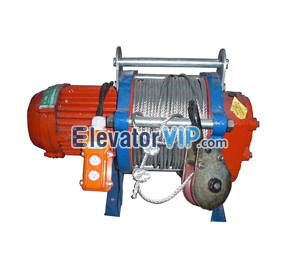 Elevator Wire Rope Windlass, Windlass Anchor Rope, Multifunction Electric Winches, Winches Accessories Supplier, Elevator Windlass Manufacturer, Electric Winch Windlass Wholesaler, Windlass Exporter, XWE207AD22