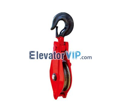 Wire Rope Pulley Block, Wire Rope Pulley Block Supplier, Heavy Duty Sheave Wire Rope Pulley, Wholesale Industrial Pulley, Industrial Pulley Manufacturer, Industrial Pulley Exporter, Pulley Block for Elevator Wire Rope, Cheap Elevator Wire Rope Pulley Block, XWE207AD42