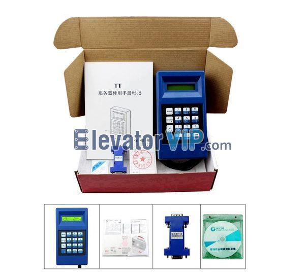 Original New Elevator Service Tool, OTIS Elevator Conveyor, OTIS Elevator Test Tool, OTIS Elevator Test Tool Adapter, Elevator Service Tool Operation Manual, GAA21750AK3
