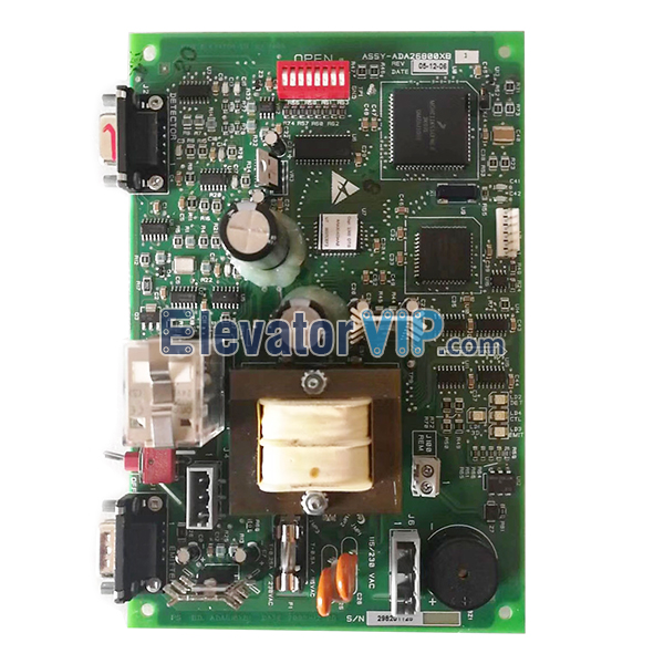 OTIS Elevator Control PC Board, Elevator Control PC Board, Elevator Safety Device, Elevator Control PC Board Supplier, Elevator Control PC Board Manufacturer, Wholesale Elevator Control PC Board, Elevator Control PC Board Factory Price, Elevator Control PC Board Exporter, Cheap Elevator Control PC Board Online, Buy Quality Elevator Control PC Board, 100% Original New Elevator Control PC Board, Elevator LAMBDA III-D Control PC Board, ASSY-ADA26800XB1