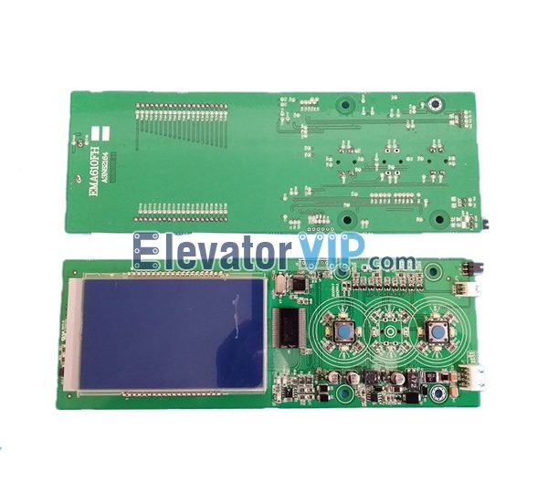 OTIS Elevator Outbound Display Motherboard, Elevator Outbound Display Board, Elevator Outbound Display Board Supplier, Elevator Outbound Display Board Manufacturer, Wholesale Elevator Outbound Display Board, Elevator Outbound Display Board Factory Price, Elevator Outbound Display Board Exporter, Cheap Elevator Outbound Display Board Online, Buy Quality Elevator Outbound Display Board, 100% Original New Elevator Outbound Display Board, EMA610FH, A3N62164, A3J62163