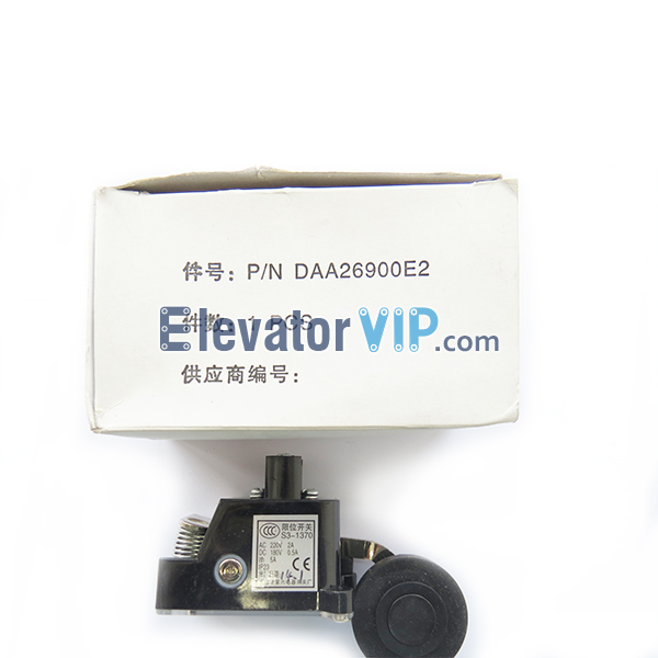 OTIS Elevator Limit Switch, Elevator Limit Switch, Elevator Limit Switch Supplier, Elevator Limit Switch Manufacturer, Wholesale Elevator Limit Switch, Elevator Limit Switch Factory Price, Elevator Limit Switch Exporter, Cheap Elevator Limit Switch Online, Buy Quality Elevator Limit Switch, Elevator Limit Switch 100% Original New, OTIS Elevator Limit Switch S3-1370, Elevator Limit Switch HD-1370, DAA26900E2, DAA26900E3