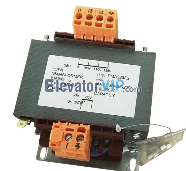 OTIS Elevator Transformer, Elevator Transformer, Elevator Transformer Supplier, Elevator Transformer Manufacturer, Wholesale Elevator Transformer, Elevator Transformer Factory Price, Elevator Transformer Exporter, Cheap Elevator Transformer Online, Buy Quality Elevator Transformer, Elevator Transformer 100% Original New, EMA225E2, Elevator Transformer JBK3Z-250