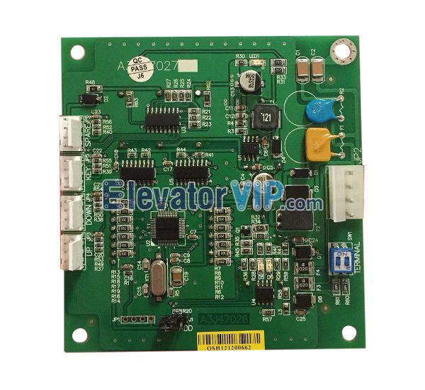 OTIS Elevator Display Board, Elevator Display Board, Elevator Display Board Supplier, Elevator Display Board Manufacturer, Wholesale Elevator Display Board, Elevator Display Board Factory Price, Elevator Display Board Exporter, Cheap Elevator Display Board Online, Buy Quality Elevator Display Board, Elevator Display Board 100% Original New, Express Elevator Display Board, Elevator Display Board for Express LOP, Elevator Display Board for Express COP, Elevator Display Board for Express HOP, A3J47026, A3N47027